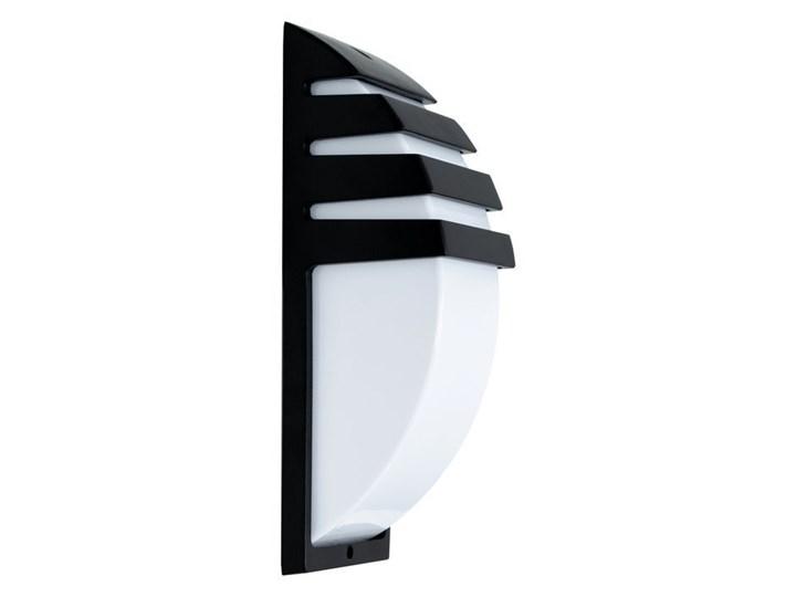 Ogrodowa oprawa elewacyjna kinkiet ZOFIN E27 IP54 czarny EDO777354 EDO Garden Line Lampa LED Kinkiet ogrodowy Kategoria Lampy ogrodowe