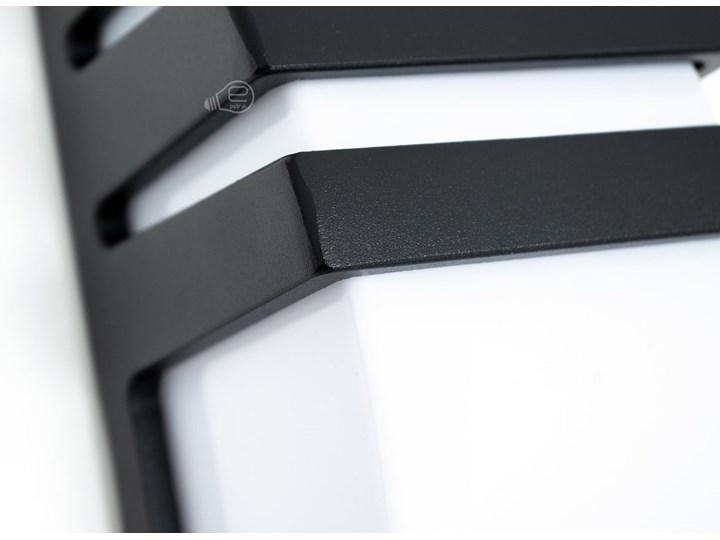 Ogrodowa oprawa elewacyjna kinkiet ZOFIN E27 IP54 czarny EDO777354 EDO Garden Line Lampa LED Kategoria Lampy ogrodowe Kinkiet ogrodowy Kolor Biały