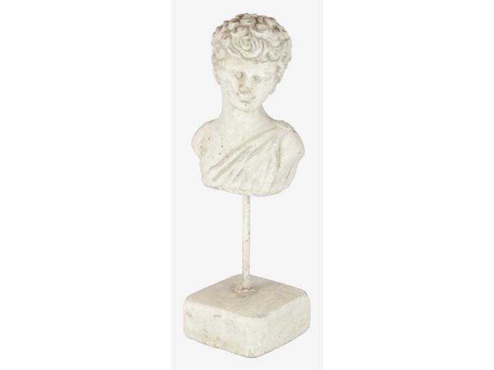 POPIERSIE DEKORACYJNE CEMENTOWE JASNO SZARE AUGUST 10x10x28H CM Kategoria Figury i rzeźby Beton Kolor Beżowy