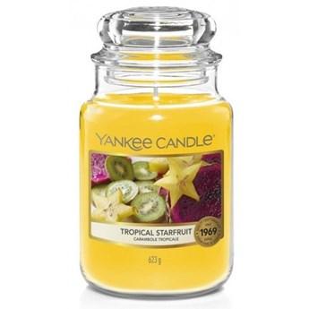 Słoik duży Yankee Candle Tropical Starfruit Słoik duży 623g