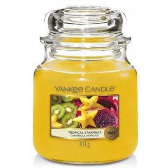 Słoik średni Yankee Candle Tropical Starfruit Słoik średni 411g
