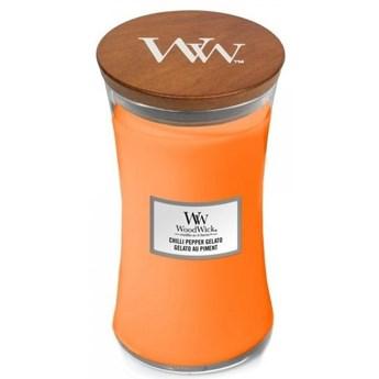 Świeczka średnia WoodWick Chilli Pepper Gelato 609,5g