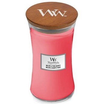 Świeczka duża WoodWick Chilli Melon & Pink Quartz 609,5g