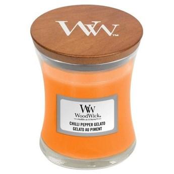 Świeczka średnia WoodWick Chilli Pepper Gelato 85g
