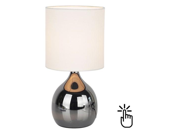 Brilagi - Dotykowa ściemnialna lampa stołowa SIENA 1xE14/40W/230V Wysokość 30 cm Lampa dekoracyjna Kolor Szary Kategoria Lampy stołowe