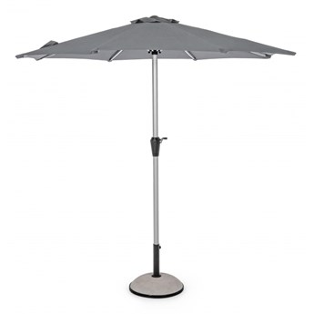 Parasol ogrodowy Vienna Dark Grey 2.5m