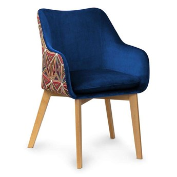 Chair MALAWI BL86 blue
