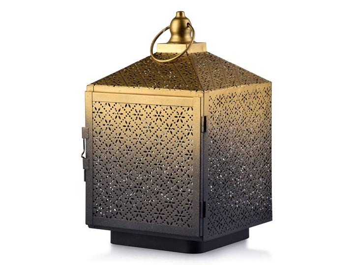 LALI Latarnia 16x16xh26,5cm Metal Lampion Kategoria Świeczniki i świece