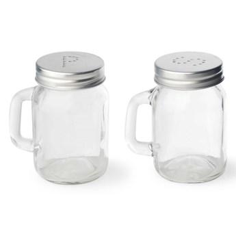Przyprawnik sól/pieprz  śr. 5x7,5xh8,5cm