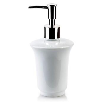 BASIC Dozownik do mydła 9x9x18cm        200ml