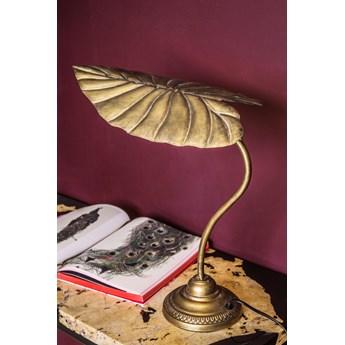 Lampa Stołowa Liść