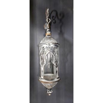 latarnia wisząca rustykalna