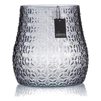 Lampion szklany ABITO art-deco ornament