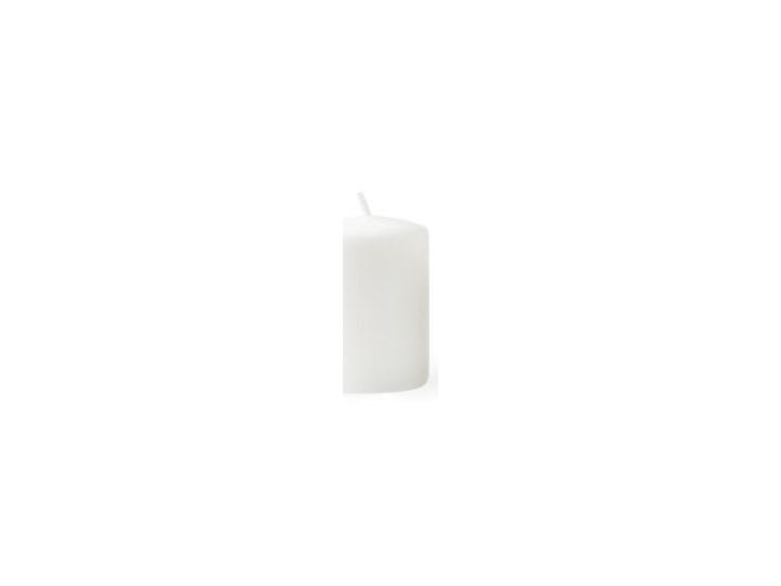 Świeca CLASSIC CANDLES Walec XL  9x24cm biała Kategoria Świeczniki i świece Kolor Biały