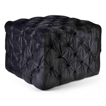 LISA BLACK Puf 63x63xh44cm