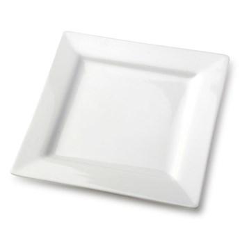 Talerz deserowy 18,5x18,5cm kwadrat