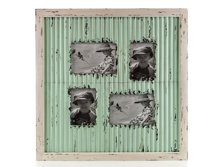 Ramka do zdjęć z metalu MAZINE Aluro Kolor Beżowy Kategoria Ramy i ramki na zdjęcia