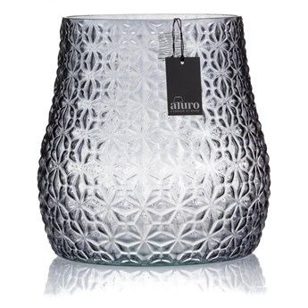 Lampion szklany- ABITO art-deco ornament_Aluro