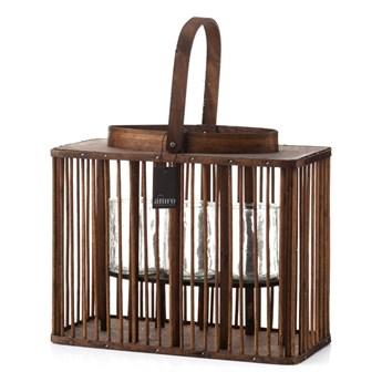 Latarnia, klatka z drewna CATALANA_Aluro XL