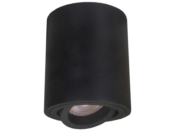 LAMPA sufitowa TULON LP-5441/1SM WH Light prestige metalowa OPRAWA tuba regulowany downlight biała Oprawa stropowa Oprawa led Okrągłe Kolor Biały