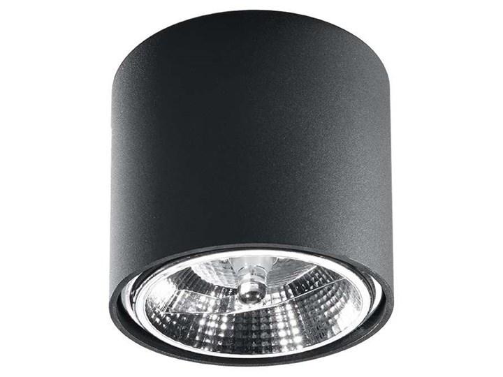 Spot LAMPA sufitowa SOL SL695 metalowa OPRAWA downlight natynkowa tuba biała Oprawa stropowa Okrągłe Oprawa led Kategoria Oprawy oświetleniowe