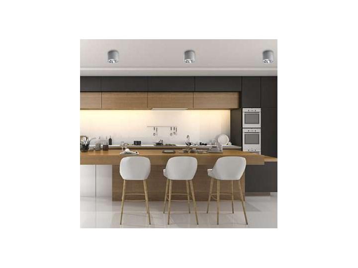 Spot LAMPA sufitowa SOL SL695 metalowa OPRAWA downlight natynkowa tuba biała Oprawa led Oprawa stropowa Okrągłe Kategoria Oprawy oświetleniowe