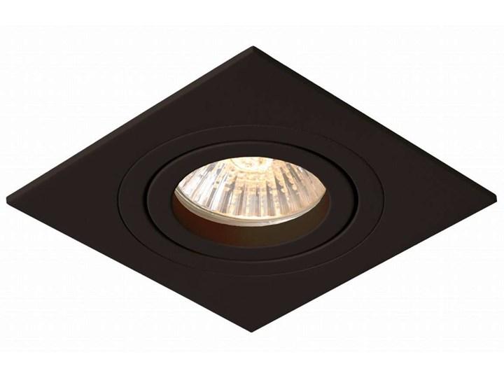 Wpuszczana LAMPA sufitowa METIS LP-2780/1RS WH Light Prestige metalowa OPRAWA kwadratowy WPUST do zabudowy biały Oprawa stropowa Oprawa led Kwadratowe Oprawa wpuszczana Kategoria Oprawy oświetleniowe