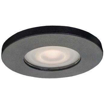 Wpuszczana LAMPA sufitowa LAGOS LP-440/1RS WH round Light Prestige podtynkowa OPRAWA oczko do zabudowy IP65 białe