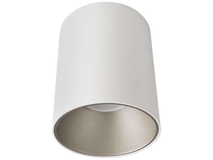 LAMPA sufitowa EYE TONE 8931 Nowodvorski metalowa OPRAWA tuba downlight czarna złota Oprawa led Oprawa stropowa Okrągłe Kolor Czarny