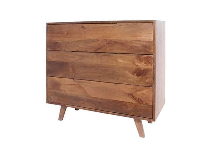 Komoda ESTER (Karmel) Wysokość 85 cm Drewno Szerokość 95 cm Głębokość 40 cm Styl Vintage