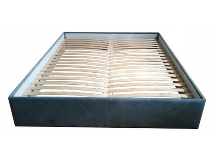 Łóżko tapicerowane LAPEME bez zagłówka + kolory Rozmiar materaca 140x210 cm Rozmiar materaca 160x210 cm