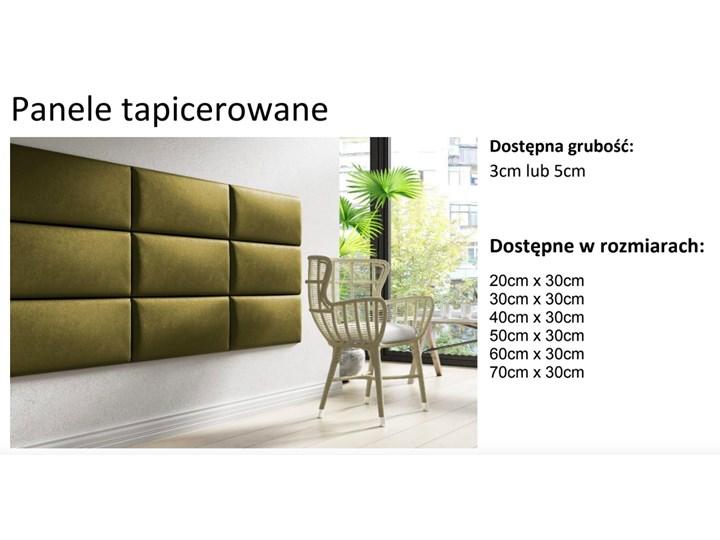 Łóżko tapicerowane LAPEME bez zagłówka + kolory Kategoria Łóżka do sypialni