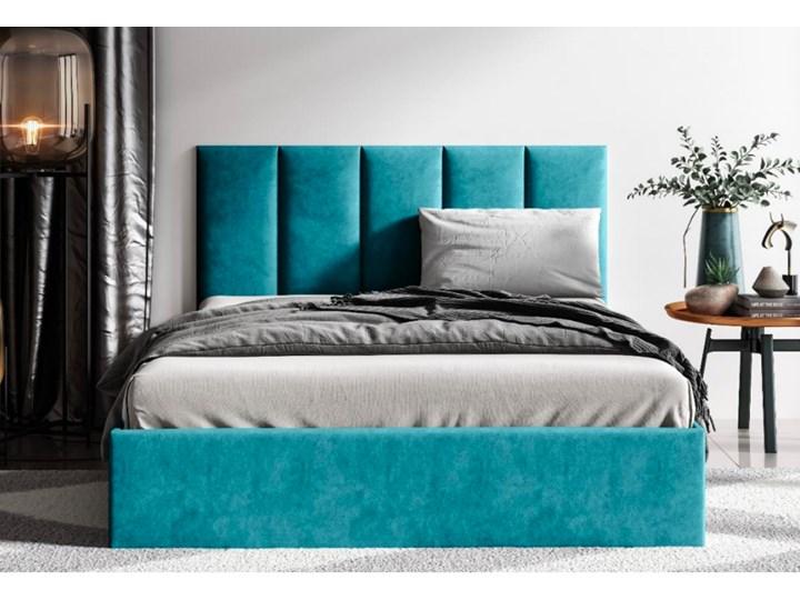 Łóżko tapicerowane LAPEME bez zagłówka + kolory Rozmiar materaca 160x210 cm