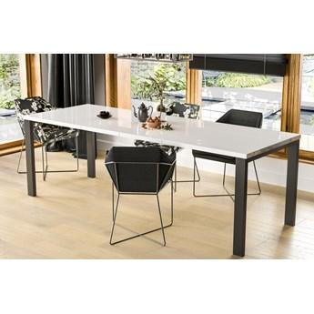 Stół Garant rozkładany 80-215 biały połysk - Meb24.pl