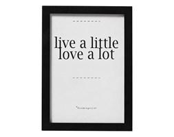 Grafika w ramce LOVE A LOT