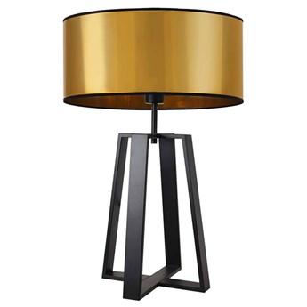 Złota lampka nocna glamour - EX971-Thof