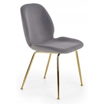 Krzesło K381 Velvet Popiel Halmar