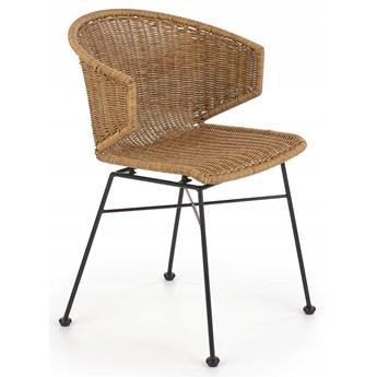 Krzesło K407 Rattan Halmar