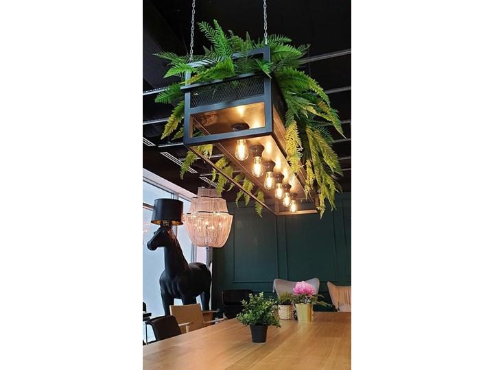Lampa wisząca / kwietnik SEMIRA 180 INDUSTRIAL Metal Kategoria Lampy wiszące
