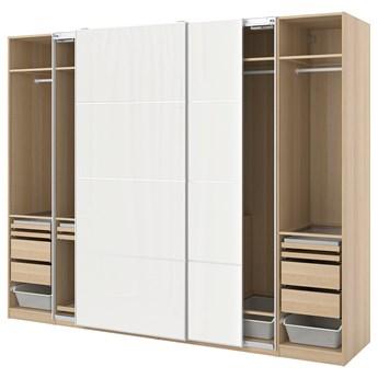 IKEA - PAX / HOKKSUND Kombinacja szafy