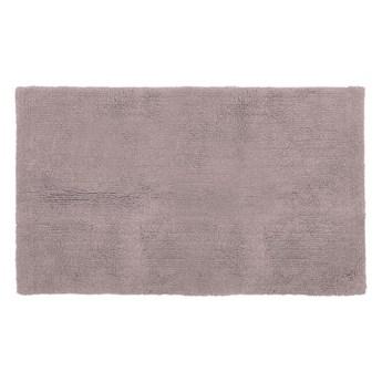 Różowy bawełniany dywanik łazienkowy Tiseco Home Studio Luca,60x100 cm