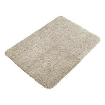 Beżowy antypoślizgowy dywanik łazienkowy Tiseco Home Studio Jule, 60x120 cm