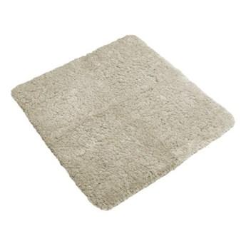 Beżowy antypoślizgowy dywanik łazienkowy Tiseco Home Studio Jule,60x60 cm