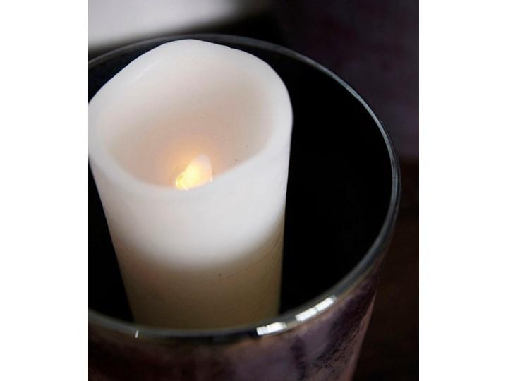 House Doctor - Świeca LED L Kategoria Świeczniki i świece Kolor Biały