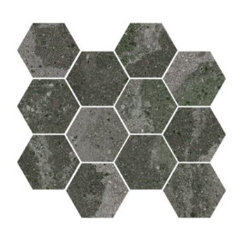 Lithops Hopi Natural Mosaico Hexagonal 28x30 mozaika