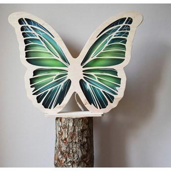 Dekoracyjna lampka LED Motylek Miodowy