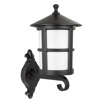 CORDOBA II kinkiet 1 x 60W E27 lampa ścienna zewnętrzna ogrodowa czarna stylowa SUMA K 3012/1/TD G