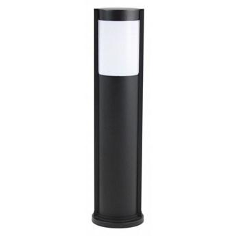 ELIS lampa stojąca 1 x 60W E27 słupek ogrodowy metalowy nowoczesny SUMA TO 3902-H 650 BL
