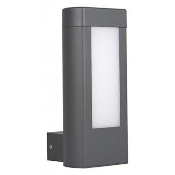 EVO KINKIET kinkiet 1 x 8W LED  zewnętrzny lampa ścienna elewacyjna nowoczesna minimalistyczna SUMA GL15404