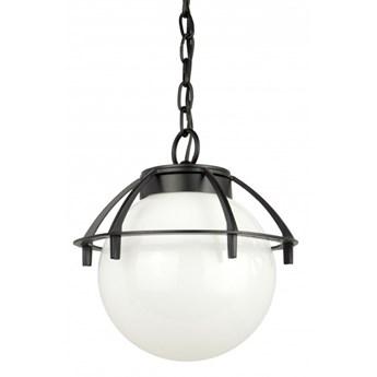 KULA BASKET lampa wisząca 1 x 60W E27 sufitowa zewnętrzna kula ball biała stylowa SUMA K 1018/1/KPO